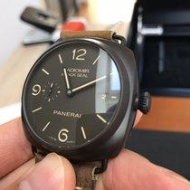 Panerai Radiomir Black Seal 3 Days Automatic Keramik 45mm Braun Arabisch Deutschland, Munich