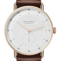 NOMOS Rose gold 38.5mm Automatic 1180 new