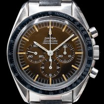 Omega Speedmaster Professional Moonwatch Steel 42mm United States of America, Massachusetts, Boston