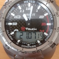 Tissot T-Touch Expert T013.420.47.202.00 2010 pre-owned