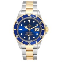 Rolex Submariner Date 16613 2004 pre-owned