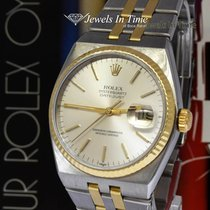 Rolex Datejust Oysterquartz Gold/Steel 36mm Silver United States of America, Florida, 33431