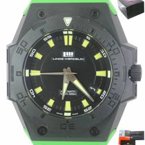 Linde Werdelin Steel 46mm Automatic HBII.2.6 pre-owned United States of America, New York, Smithtown