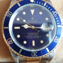 Rolex Submariner Date 16613 pre-owned
