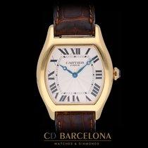 Cartier Tortue Жёлтое золото Cеребро
