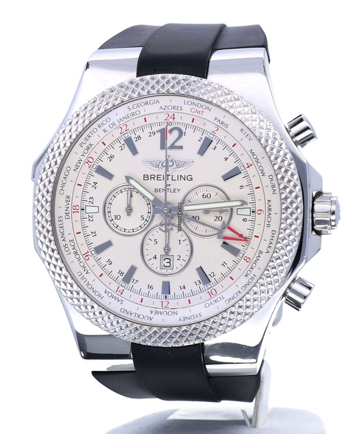 Breitling Bentley GMT A47362 2015 pre-owned