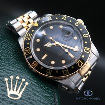 Rolex GMT-Master Gold/Steel 40mm Black No numerals South Africa, Johannesburg