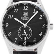 TAG Heuer Carrera Calibre 6 WAS2110.FC6180 2017 pre-owned