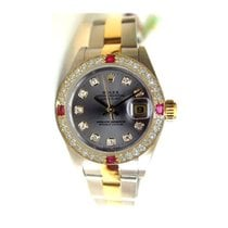 Rolex Lady-Datejust 79163 occasion