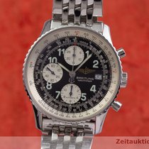 Breitling Old Navitimer Stål 41.5mm Sort
