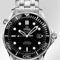 Omega Seamaster Diver 300 M new Automatic Watch with original box and original papers 212.30.41.20.01.003