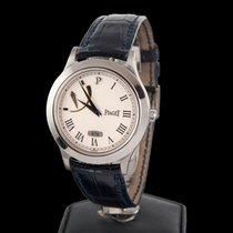 Piaget power reserve white gold men size