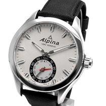 Alpina Horological Smartwatch nuevo Cuarzo Reloj con estuche y documentos originales AL-285S5AQ6