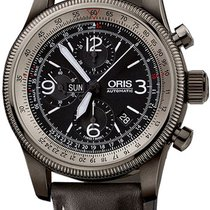 Oris Big Crown X1 Steel Black United States of America, New York, Brooklyn