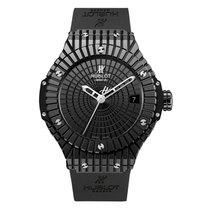 Hublot Big Bang Caviar 41mm Automatic Ceramic Mens Watch...