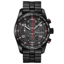포르쉐 디자인 Chronotimer Series 1 All Black Carbon