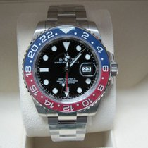 Rolex GMT-Master II 116719BLRO new