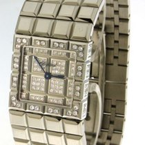 Chopard Ice Cube nieuw 22.5mm Staal