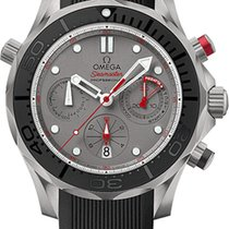 Omega Seamaster Diver 300M Co-Axial Chronograph 44 mm ENTZ
