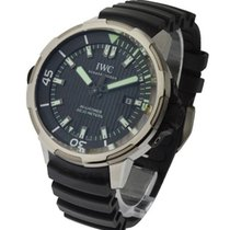 IWC IW358002 Aquatimer Automatic in Titanium - Titanium on...
