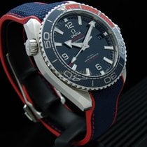 Omega Seamaster Planet Ocean Olympic Pyeongchang Limited Edition