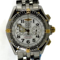 Breitling Crosswind Special Gold/Steel 43mm White Arabic numerals United States of America, New York, New York