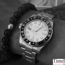 Rolex GMT-Master II PAN AM Airlines Pepsi White by Blaken