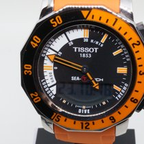 Tissot Sea-Touch nieuw 46mm Staal
