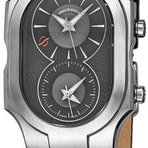 Philip Stein Signature Steel 32mm Grey United States of America, New York, Brooklyn
