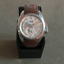 Favre-Leuba Steel 41mm Automatic Favre-Leuba Big Date FL 302 new