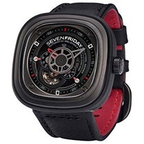 Sevenfriday Steel Automatic P3/01 new