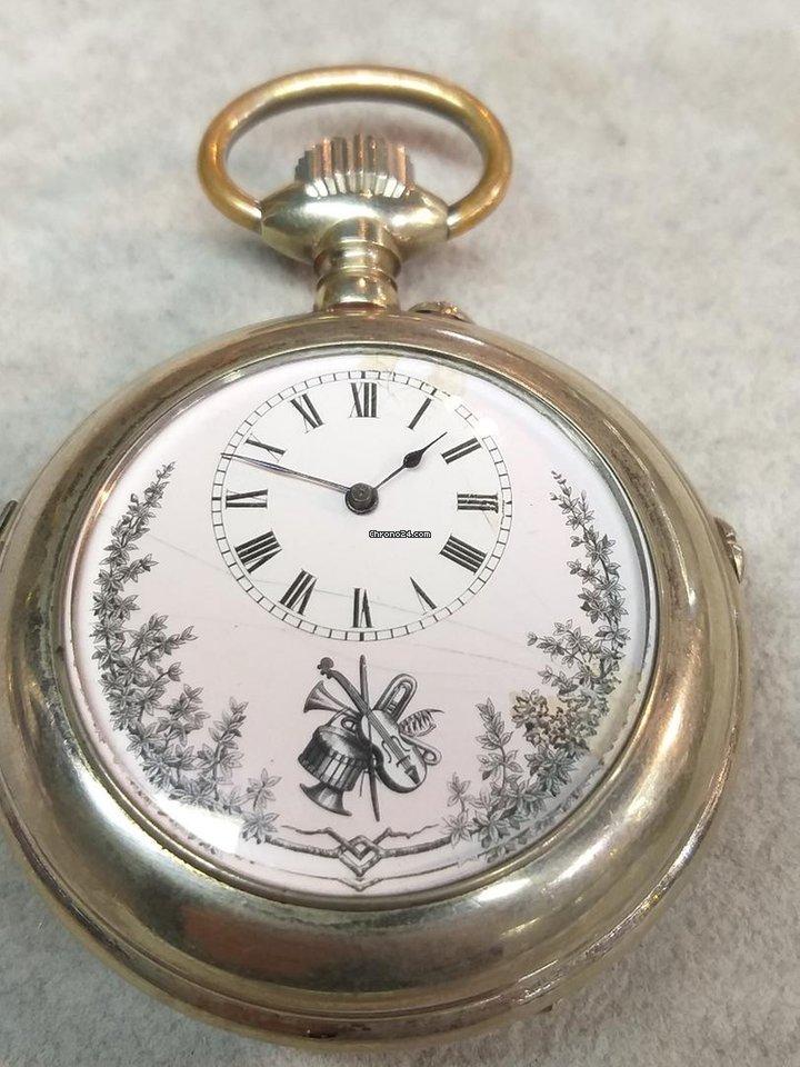 f27551938ec5 Comprar relojes de bolsillo al mejor precio en Chrono24