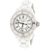 Chanel J12 pre-owned 33mm Ceramic