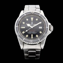 Rolex Steel Automatic 1665 Sea-Dweller Double Red - Mark IV Dial pre-owned South Africa, Centurion