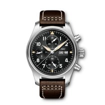 IWC Fliegeruhr Spitfire Chronograph IW387903 2020 neu