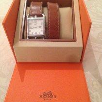 Hermès Acier 29mm Remontage automatique CC2.710    (1696564 serienummer) nouveau Belgique, Mortsel
