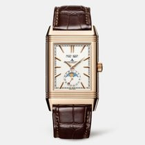 Jaeger-LeCoultre Reverso (submodel) Rose gold 49.7mm No numerals United States of America, Iowa, Des Moines
