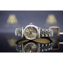 Rolex Lady-Datejust Acero 26mm Plata