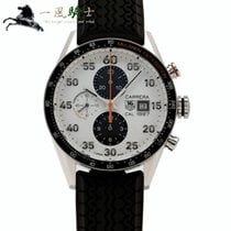 697c732338e TAG Heuer Carrera Calibre 1887 Steel 43mm White United States of America,  California, Los