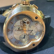 Franc Vila Rose gold Automatic Arabic numerals 52mm pre-owned