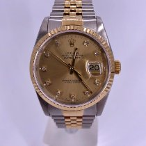 Rolex Datejust Gold/Steel 36mm Gold United States of America, California, Beverly Hills