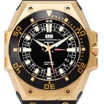 Linde Werdelin Yellow gold 42mm Automatic LW B1 T1 40