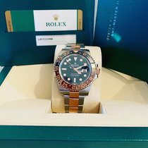 Rolex GMT-Master II new 2019 Automatic Watch with original box and original papers 126711CHNR