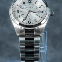 Hamilton Steel 40mm Quartz 685510 pre-owned