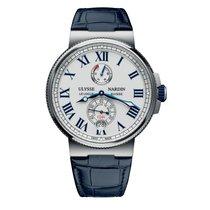 Ulysse Nardin Marine Chronometer Manufacture 1183122/40 новые