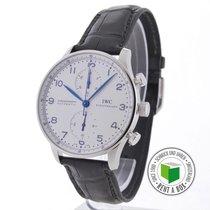 IWC Portuguese Chronograph IW371417 2005 folosit