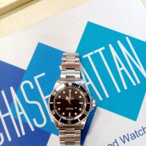 Rolex Submariner (No Date) rabljen 40mm Crn Zeljezo