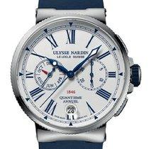 Ulysse Nardin Marine Chronograph 1533-150-3/E0 2020 новые