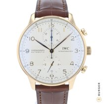 IWC Portuguese Chronograph IW3714 2007 подержанные