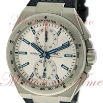 IWC IW378509 Steel Ingenieur Chronograph Racer 45mm pre-owned United States of America, New York, New York